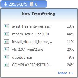 download task in eagleget downloader