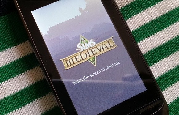 the sims medieval games for asha series