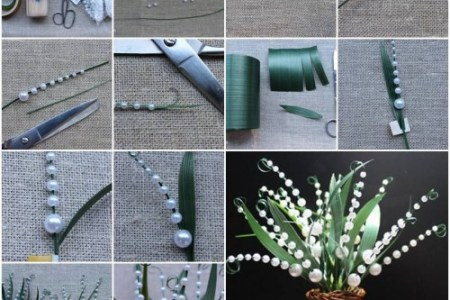 how to make lily of the valley step by step diy tutorial instructions thumb 500x500
