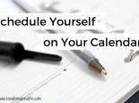 Schedule Yourself