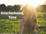 unscheduled time