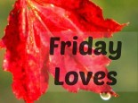 friday Loves - leaf
