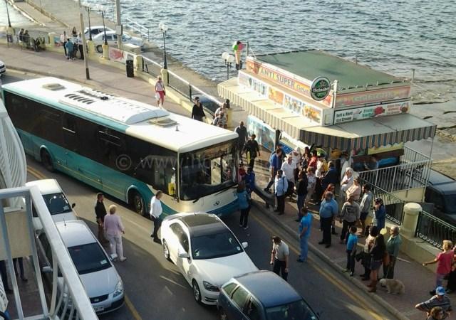bus accident malta