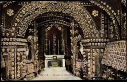 The Lost Chapel of Bones in Valletta