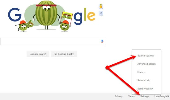 Adult content google