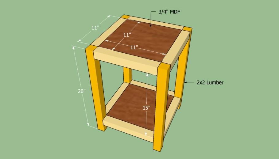 how to make a cheap platform bed frame