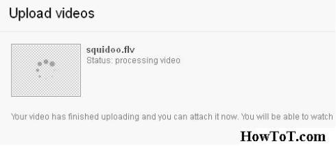 google plus upload video