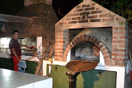 La Quinta del Cocinero abierto mediodía y noche