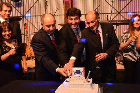 Cien años de festejos para los Abogados