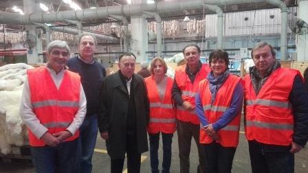Concejales de Cambiemos visitaron Magromer