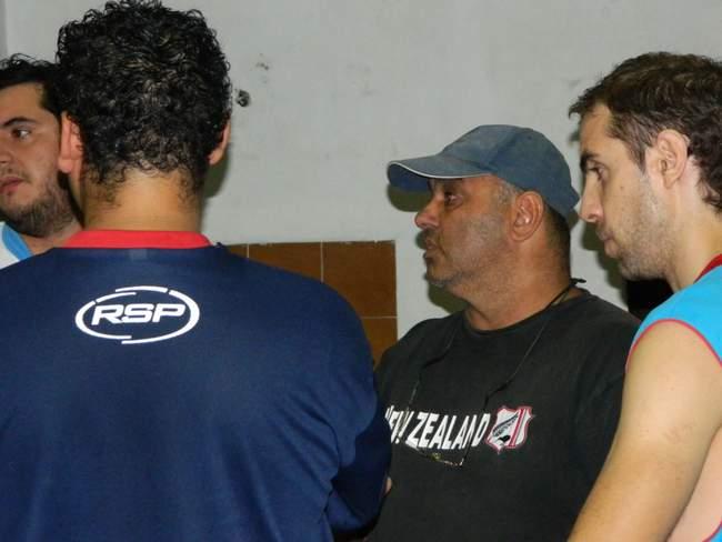 """Ricardo Palacios: """"El DT de Quilmes me está robando jugadores"""""""