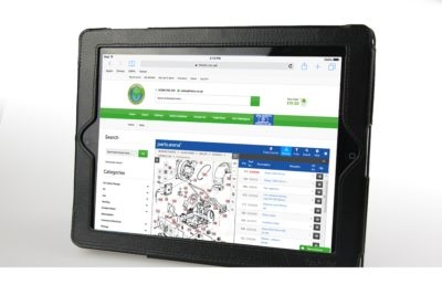 Heating World of Spares has embedding parts identification software into its ecommerce site.