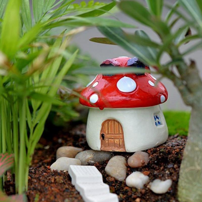 Large Of Mushroom Fairy Garden