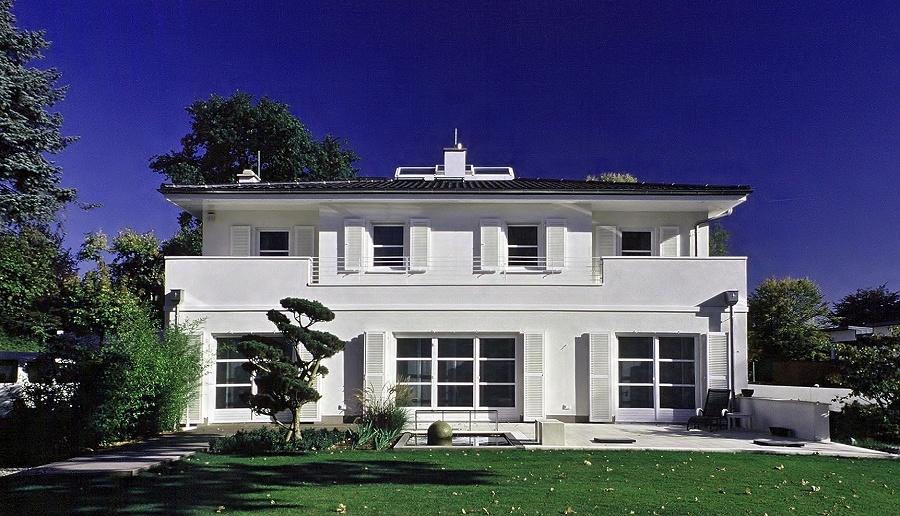 villa in bad homburg. Black Bedroom Furniture Sets. Home Design Ideas