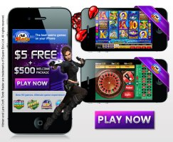 Play All Slots on a Mobile Device