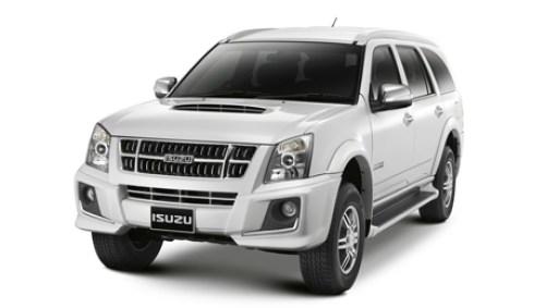Hua Hin Car rental MU 7