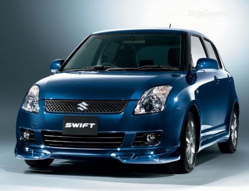suzuki_swift Hua Hin Car rental