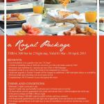 Baan Laksasubha Resort Hua Hin Resort Royal Package