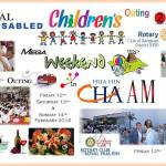 Disabled Childrens Outing in Hua Hin & Cha Am