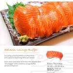 Putharacsa Salmon Buffet