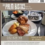 Sunday Roast @ Palm Bistro