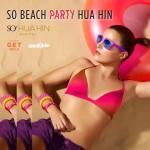SO Beach Party Hua Hin
