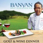 Banyan Golf Club – Golf & Wine Dinner