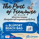 THE PORT OF TREASURE at Bluport Mall