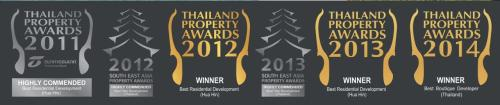 Orchid Plam Homes, Mali Residence Development in Hua Hin