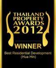 Thailand Property Awards Hua Hin 2012