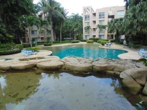 Condominium in Baan Sansaran for rent
