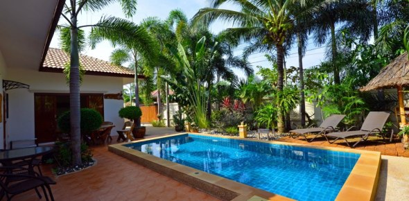 House For Rent in Hua Hin, Hua Hin Villa For Rent, Holiday Home For Rent in Hua Hin