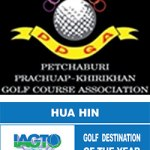 Hua Hin Thailand Named 2014 Golf Destination of the Year!