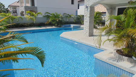 Hua Hin House for sale with the swimming pool