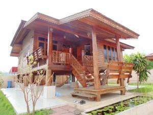 Hau Hin Thai Style House wood for Sale