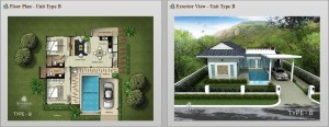 Sivana Gardens Hua Hin Thailand Plan-B