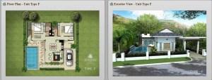 Sivana Gardens Hua Hin Thailand Plan-F