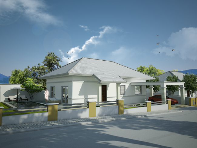 Casa Collina Type A