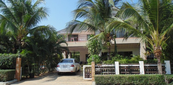 Hua Hin House for Rent with Private Swimming Pool