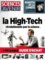 Le robot Poppy dans Sciences et Avenir