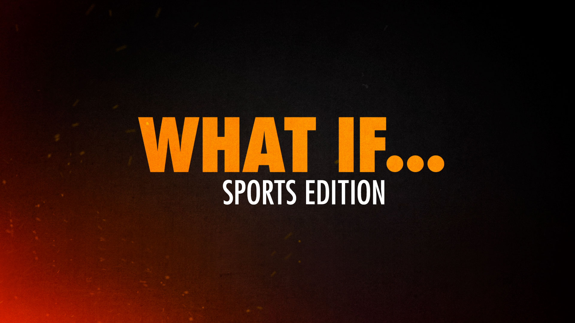 What If Sports 55