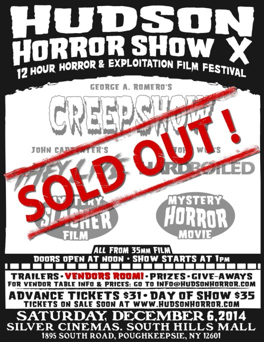 Hudson Horror Show X