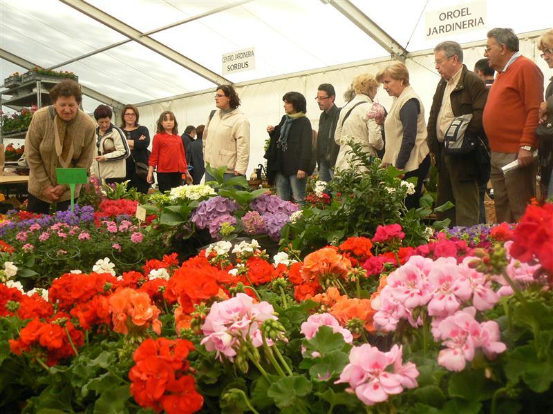 Feria de la Primavera. Biescas