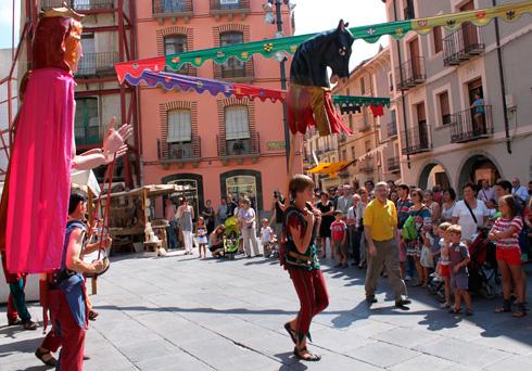 Mercado Medieval de Jaca
