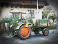 Dumptruck Tractor 1