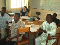 Th ut-Ma'in Language Development team in Feb. 2006