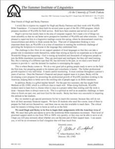 bickford-letter