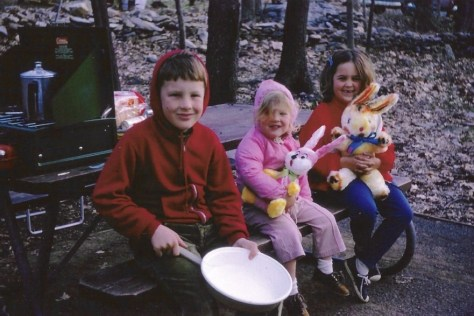 Image of camping trip