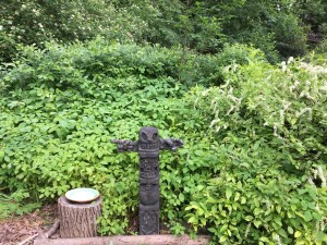Image of Toni Genberg's garden