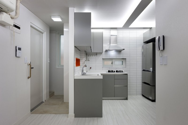 Large Of Small Modern Apartment